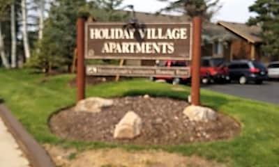 Holiday Village Apartments, 1