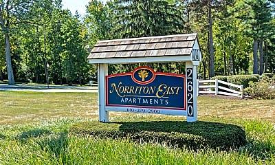 Community Signage, Norriton East Apartments, 0