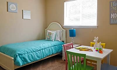 Bedroom, Dwell @ 555, 1