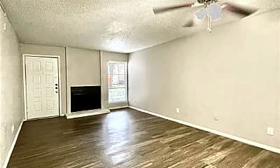 Living Room, 5528 Boca Raton Blvd 187, 1