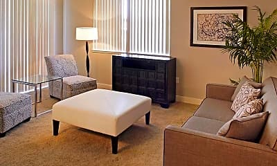 Living Room, Seville at Mace Ranch, 1