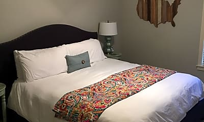 Bedroom, 3703b Woodmont Blvd, 2