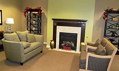 Living Room, Heritage Place at Parkview, 2