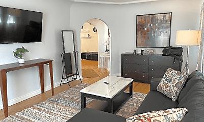Living Room, 8924 Olin St, 0