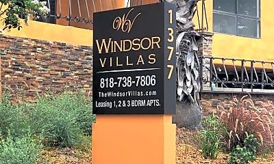 Windsor Villas, 1