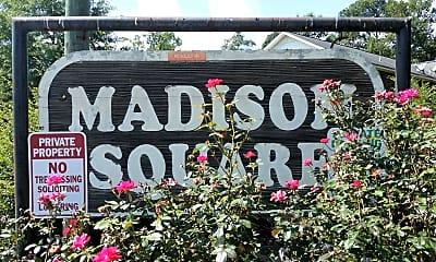 Madison Square Duplexes, 1