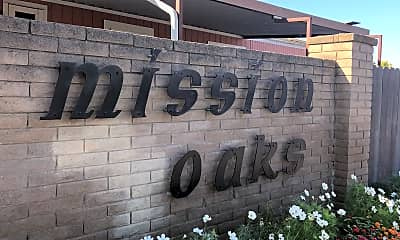 Mission Oaks Mobile Home Park, 1