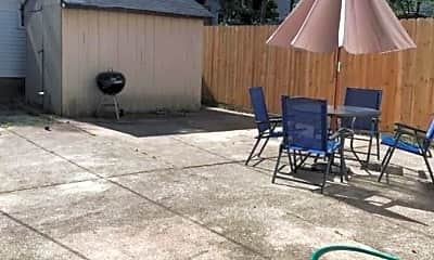 Patio / Deck, 1330 N Campbell Ave, 2