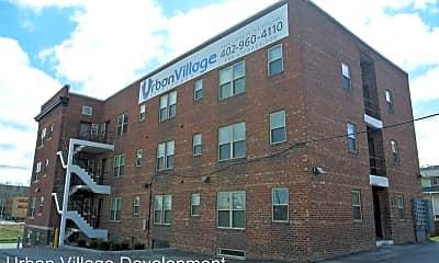 Building, 528 S. 29th Street, 1