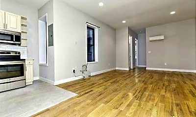 Living Room, 979 Seneca Ave 2, 1