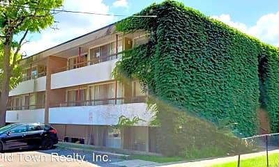 Building, 207 Ballard St, 1