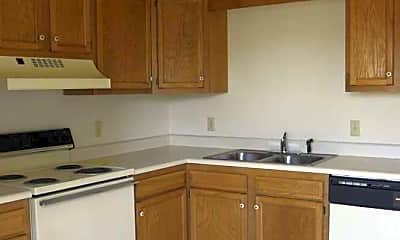 Kitchen, Scenery Hills Apartments, 2