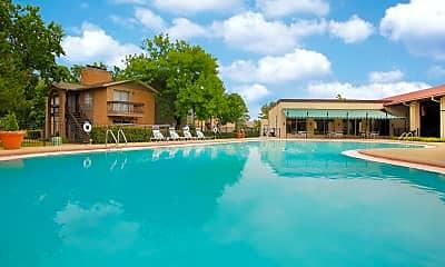 Pool, Wimbledon Place, 1