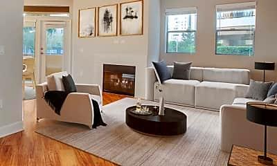 Living Room, Palazzo East, 1