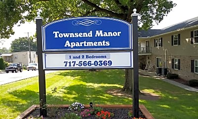 Townsend Manor Apartments, 1