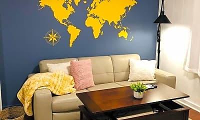 Living Room, 624 Pumehana St, 0