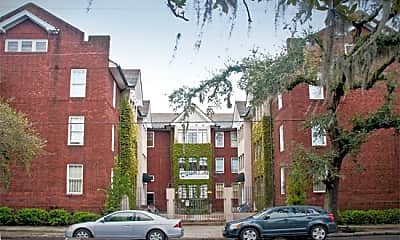 Building, 1712 Abercorn St, 2