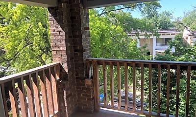 Patio / Deck, 3223 E 8th St, 2