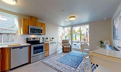 Living Room, 917 SW Holden St, 0