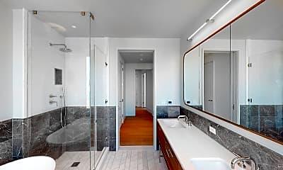 Bathroom, 1 Clinton Street, #34C, 2