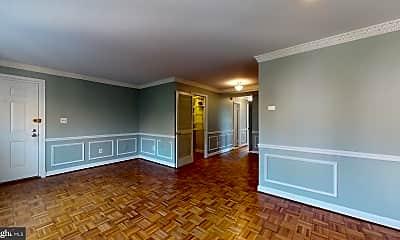 Living Room, 1803 T St NW B, 1