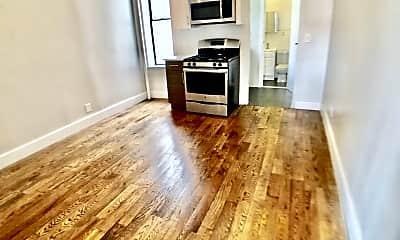Living Room, 523 W 156th St 3-E, 1