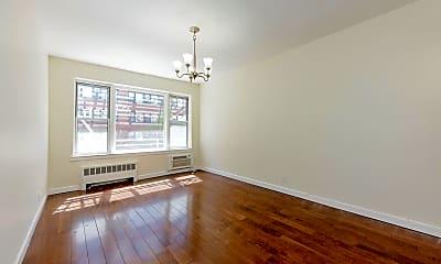 Living Room, 525 E 81st St 4C, 0