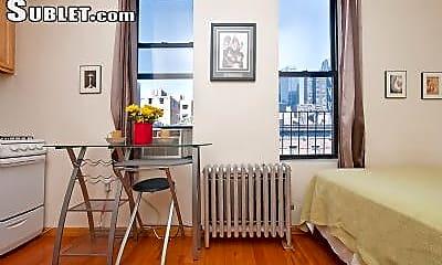 Bedroom, 51 W 51st St, 1