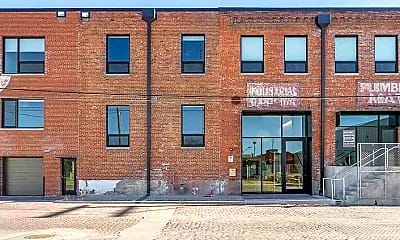 Building, 520 Commerce, 0