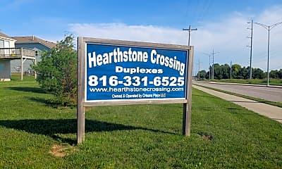 Hearthstone Crossing, 1