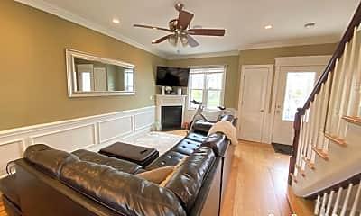 Living Room, 19 Colebrook St, 1