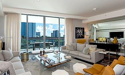 Living Room, 3250 NE 188th St 408, 0