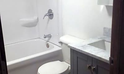Bathroom, 1649 Sheridan St, 2