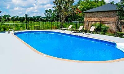 Pool, 132 Ballygar St, 1