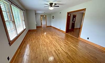 Living Room, 1206 S Madison St, 1