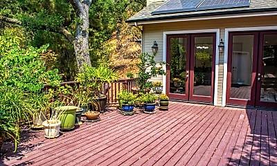 Patio / Deck, 635 Sylvan Way, 1