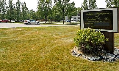 Community Signage, 3615 Landeco Apartments, 2