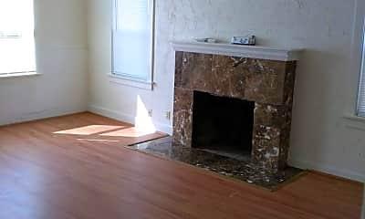 Living Room, 219 S 45th St, 1