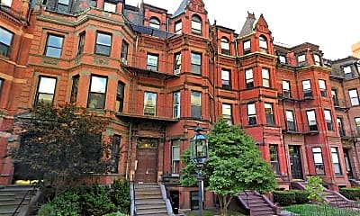 Building, 258 Commonwealth Avenue, 2