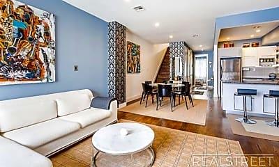Living Room, 1750 Dean St, 1