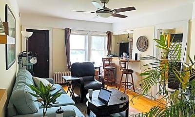 Living Room, 1 King St, 0