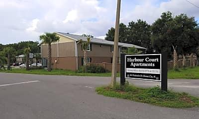 Harbor Court Apartments, 1