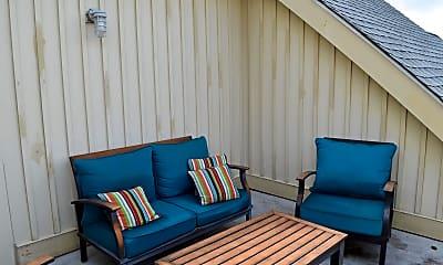 Patio / Deck, 608 Garden District Dr, 2