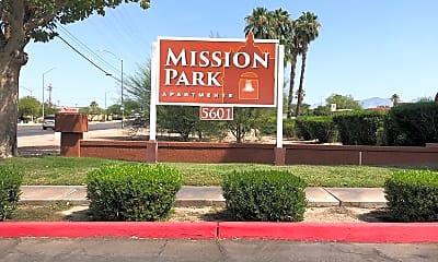Mission Part Apartments, 1