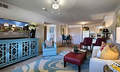 Living Room, The Links At Oklahoma City, 0