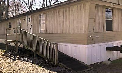Building, 1019 S Jackson St, 1