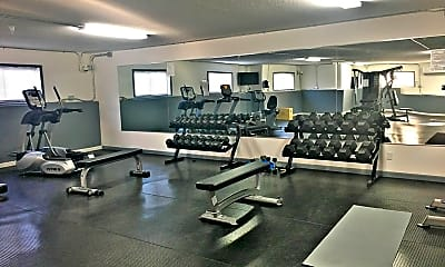 Fitness Weight Room, 1218 Main St N, 2