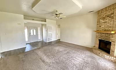 Living Room, 4402 Mallard Ln, 1