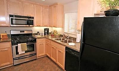 Kitchen, BelaSera at Sherman Way, 1