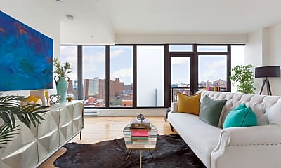 Living Room, 2211 3rd Ave 5-L, 0